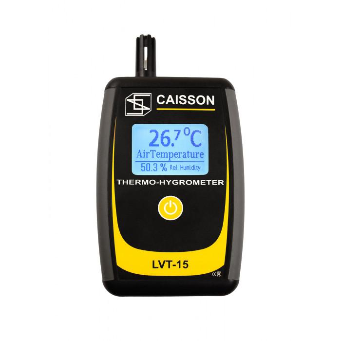 LVT-15 IR Lufttemperatur und Luftfeuchtemessgerät